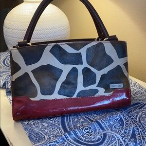 Miche leather purse. Can we get a Gorgeous?